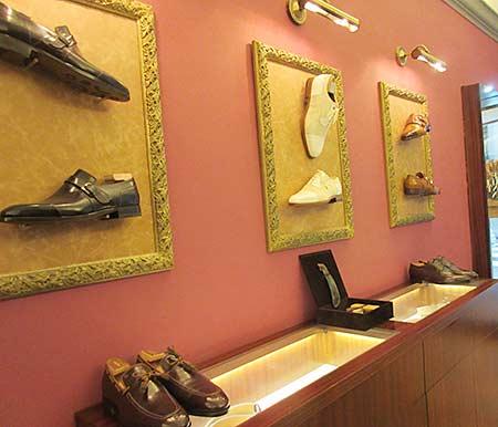マリオベベールの靴