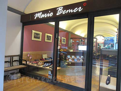 Mario Bemer Shoes Florence