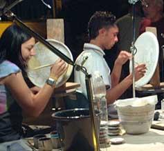 モンテルーポの陶芸学校